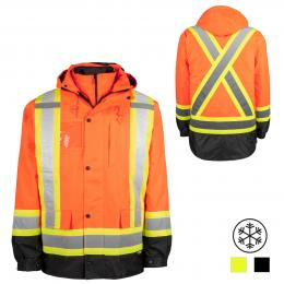 116501 TERRA HIGH-VISIBILITY WORKWEAR