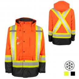 116504 TERRA HIGH-VISIBILITY WORKWEAR