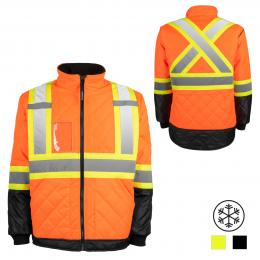 116505 TERRA HIGH-VISIBILITY WORKWEAR