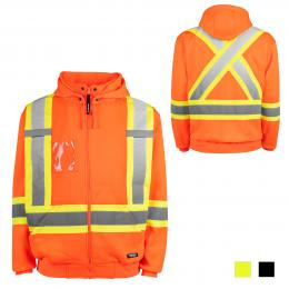 116506 TERRA HIGH-VISIBILITY WORKWEAR