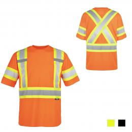 116524 TERRA High-visibility WORKWEAR