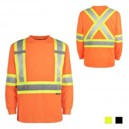 116525 TERRA High-Visibility WORKWEAR