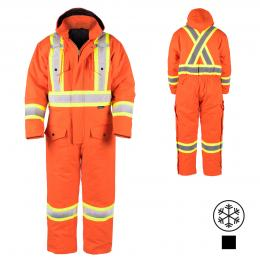 116571 TERRA High-visibility WORKWEAR