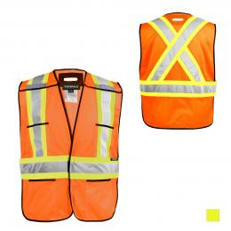 116583 TERRA HIGH-VISIBILITY WORKWEAR