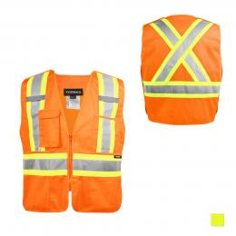 116585 TERRA HIGH-VISIBILITY WORKWEAR