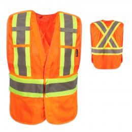 HI-VIS WORKWEAR 116526OR WORKTUFF